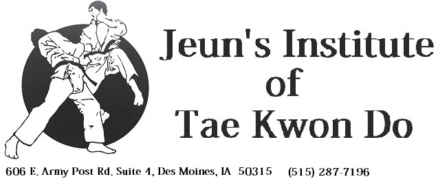 Jeun's Institute of Tae Kwon Do